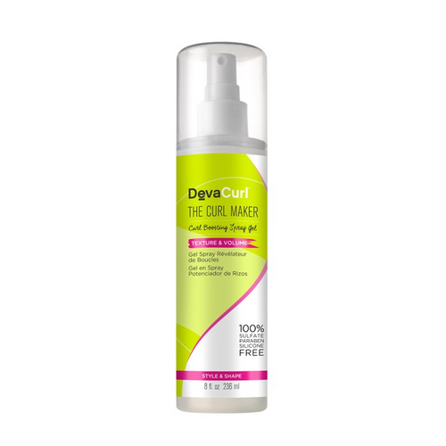 The Curl Maker Curl Boosting Spray Gel 8oz