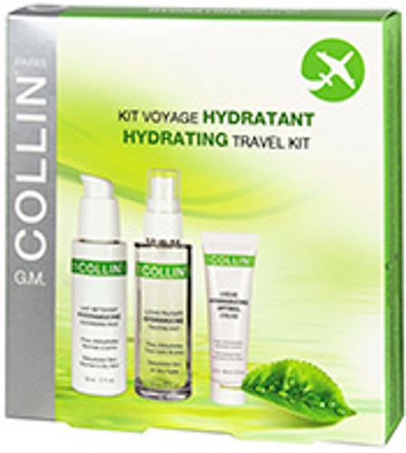 Hydrating Travel Kit for Dehydrated Skin