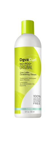 No-Poo Original - Zero Lather Conditioning Cleanser 12oz