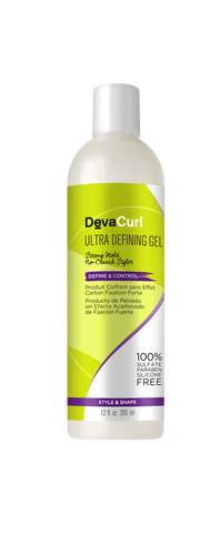 Ultra Defining Strong Hold Gel 12oz