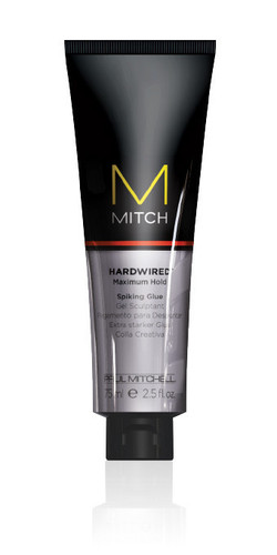 Mitch Hardwired Spiking Hair Glue 2.5oz