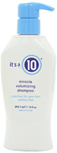 Miracle Volumizing Shampoo 10oz
