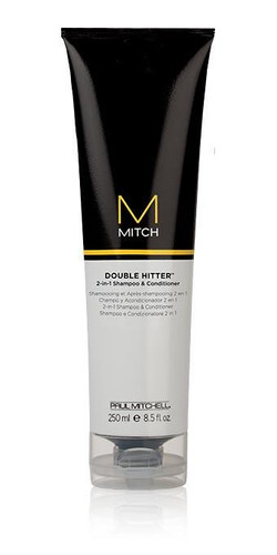 Mitch Double Hitter 2-in-1 Shampoo & Conditioner 8.5oz