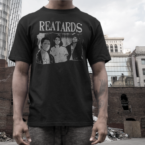 The Reatards  band t shirt  jay teenage hate  Oblivians  get real stupid  gories goner