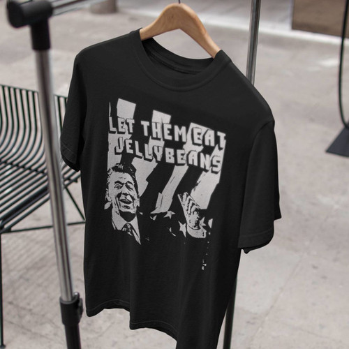 Let Them Eat Jellybeans  T shirt