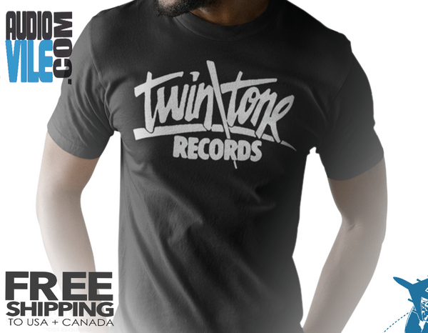 Twin Tone Records T shirt band tee Minneapolis soul asylum