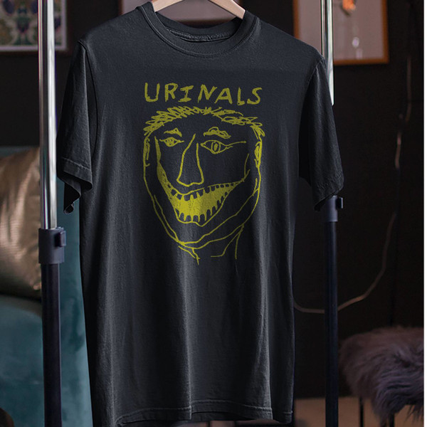 the Urinals  T shirt  100 flowers  band  happy squid trotsky icepick