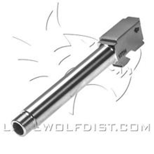 Lone Wolf Distributors threaded 9mm barrels
