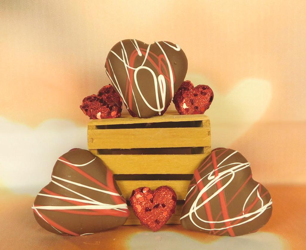 Peanut Butter Heart