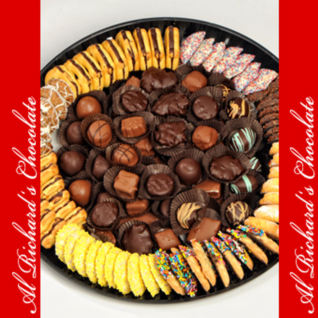 Large Cookie & Chocolate Tray