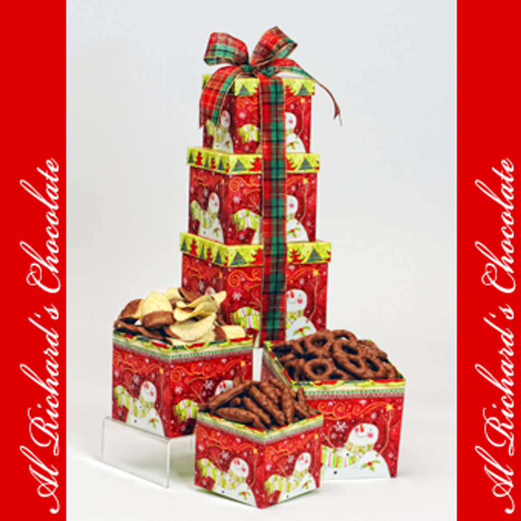 Large Christmas Tower