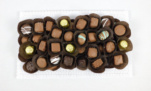 2 Pound Chocolate Tray