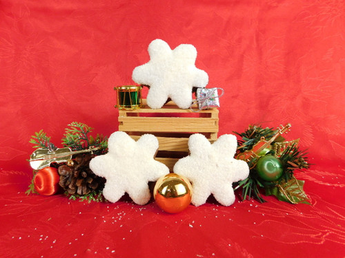 Marshmallow Snowflake