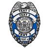 Custom Wisconsin Badge Decal