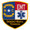 NC Emergency Medical Techinican Certified Decal