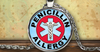 Penicillin Allergy Medica Charm Necklace