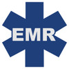Star of Life with EMR