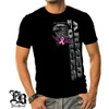 Elite Breed Armed Forces Fight For A Cure Cancer Awareness T-Shirt (THM2072)