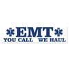 EMT You Call We Haul Bumper Sticker
