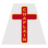 Chaplain Helmet Tetra Decal