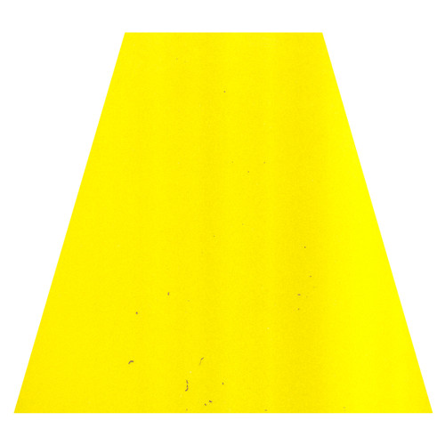 3M Yellow Helmet Tetra Decal