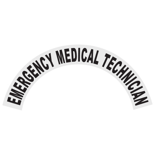 Emergency Medical Technician Helmet Crescent