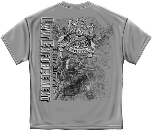 Elite Breed Law Enforcement T-Shirt (THD204)