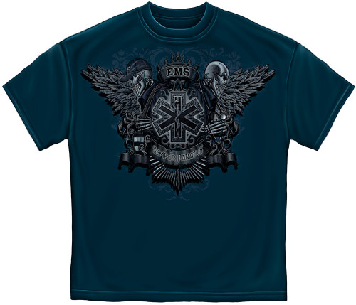 EMS Semper Paratus T-Shirt (FF2118)