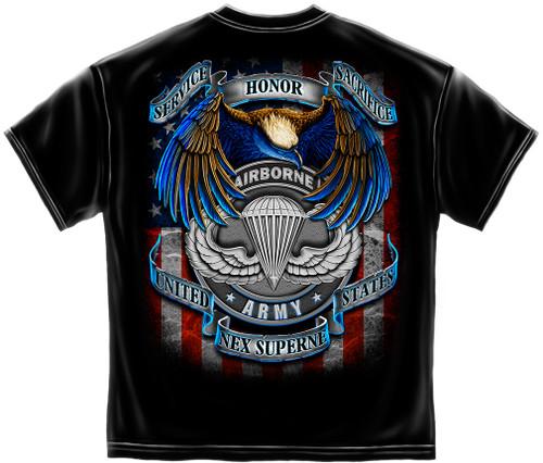 Army Airborne Nex Superne T-Shirt