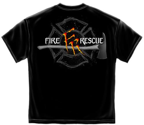 Fire Rescue T-Shirt (FF2066)