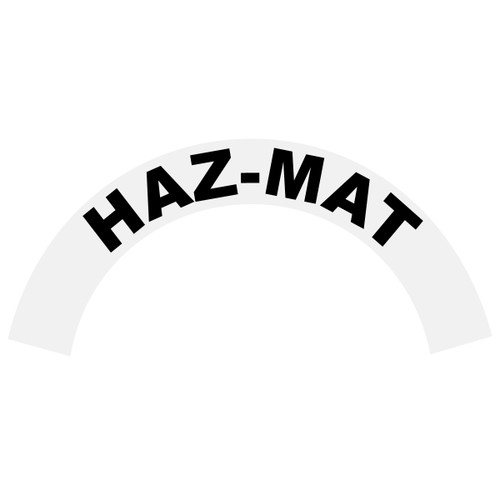 Haz-Mat Helmet Crescent