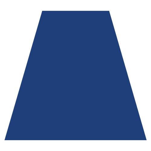 Dark Blue Helmet Tetra Decal