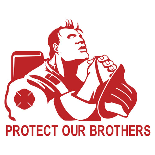 Protect Our Brothers Decal