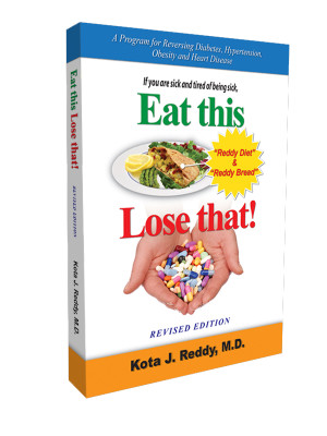Eat This, Lose That by Dr. Kota J Reddy