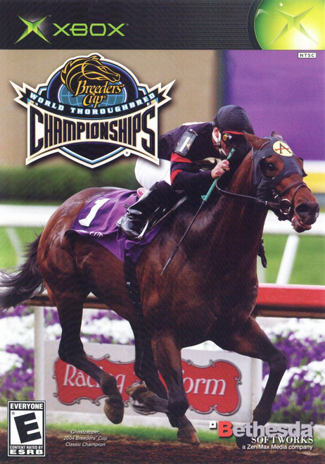 Breeders' Cup World Thoroughbred Championships (Original Xbox)