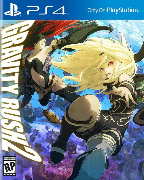 Gravity Rush 2 (PS4) (Pre Owned)