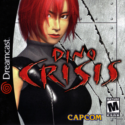 Dino Crisis -GAME ONLY- (Dreamcast)