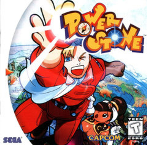 Power Stone -GAME ONLY- (Dreamcast)