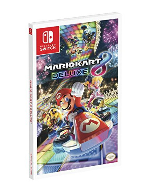 Mario Kart 8 Deluxe Official Game Guide (Strategy Guide)