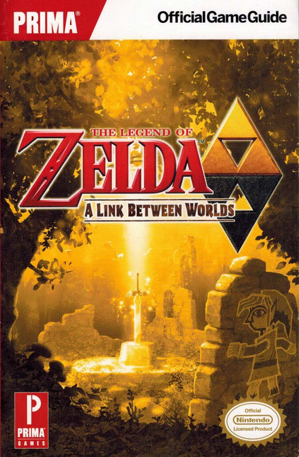 The Legend of Zelda: A Link Between Worlds Mini Game Guide (Strategy Guide)
