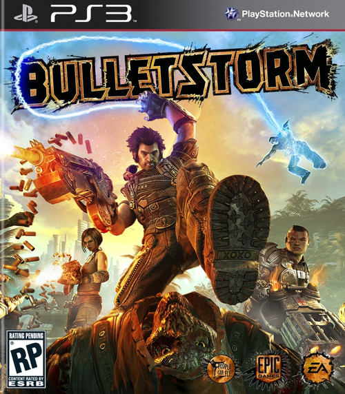 Bulletstorm (PS3) (Pre-Owned)