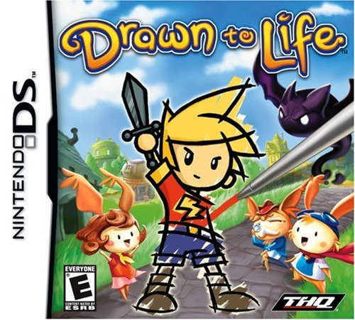 Drawn to Life (DS)