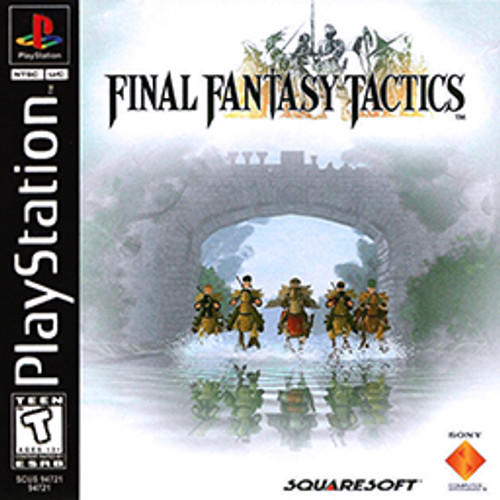 Final Fantasy Tactics (PS1)