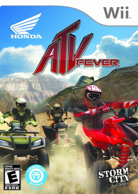 Honda ATV Fever (Wii)