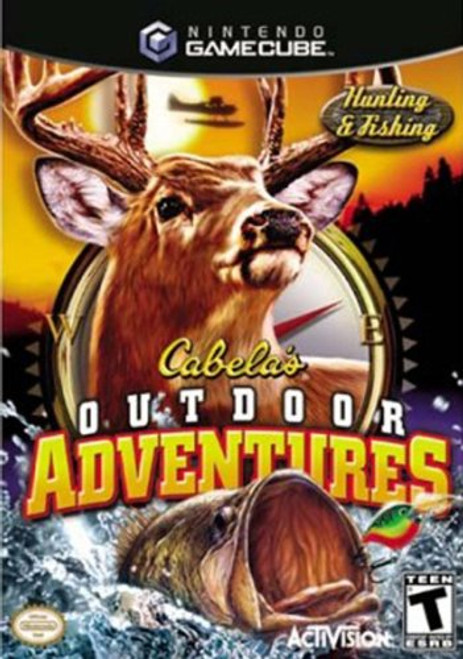 Cabela's Outdoor Adventures (GameCube)
