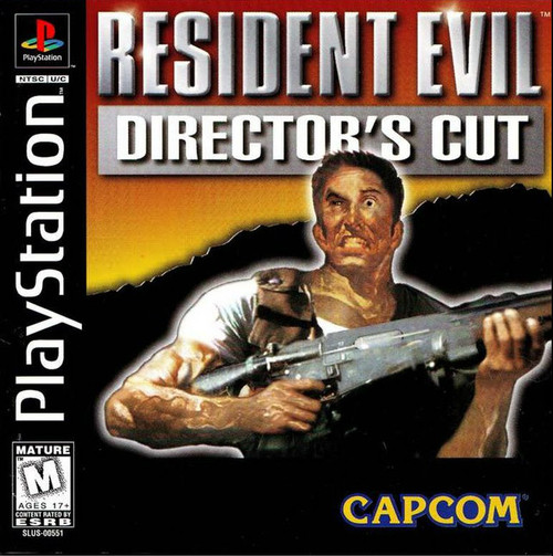 Resident Evil: Director's Cut - Complete in Box (PS1)