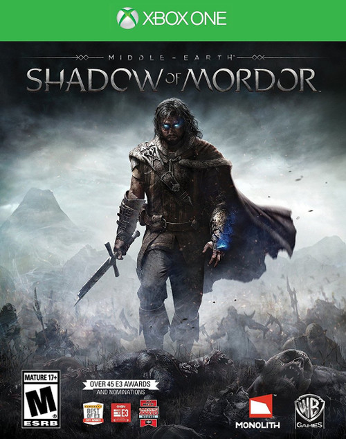 Middle-Earth: Shadow of Mordor (Xbox One) (Pre-Owned)