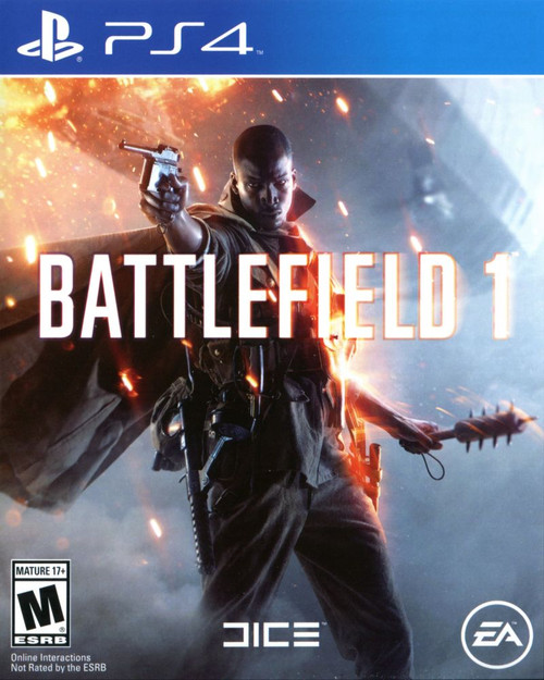 Battlefield 1 (PS4) (Pre-Owned)