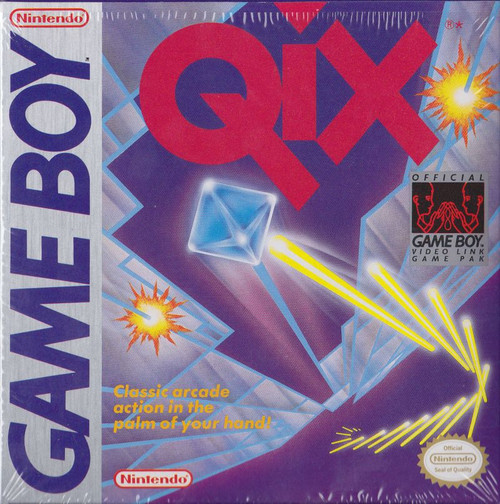 Qix (Original Gameboy)