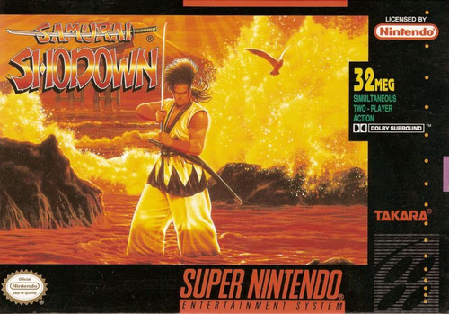 Samurai Showdown (Super Nintendo)